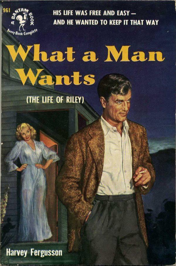 Bantam #961, 1952
