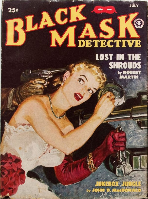 Black Mask July 1950
