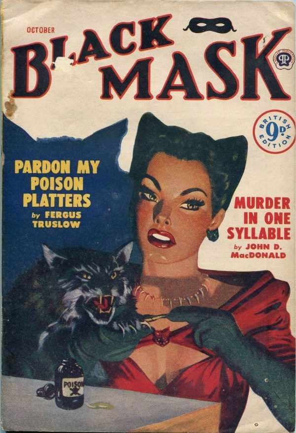 Black Mask October 1949