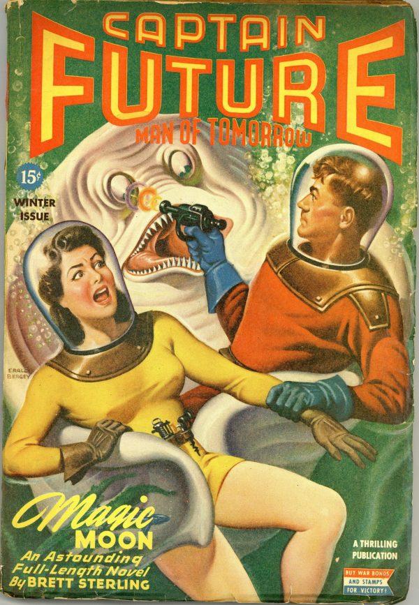 Captain Future November 1943
