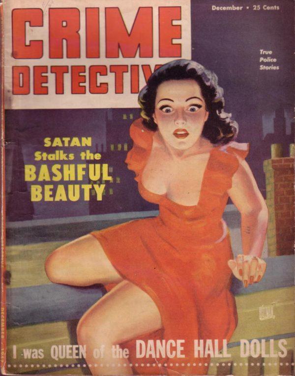 Crime Detective December 1947