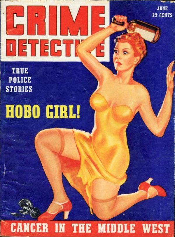 Crime Detective June 1939