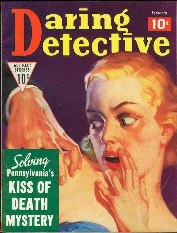 Daring Detective February 1936