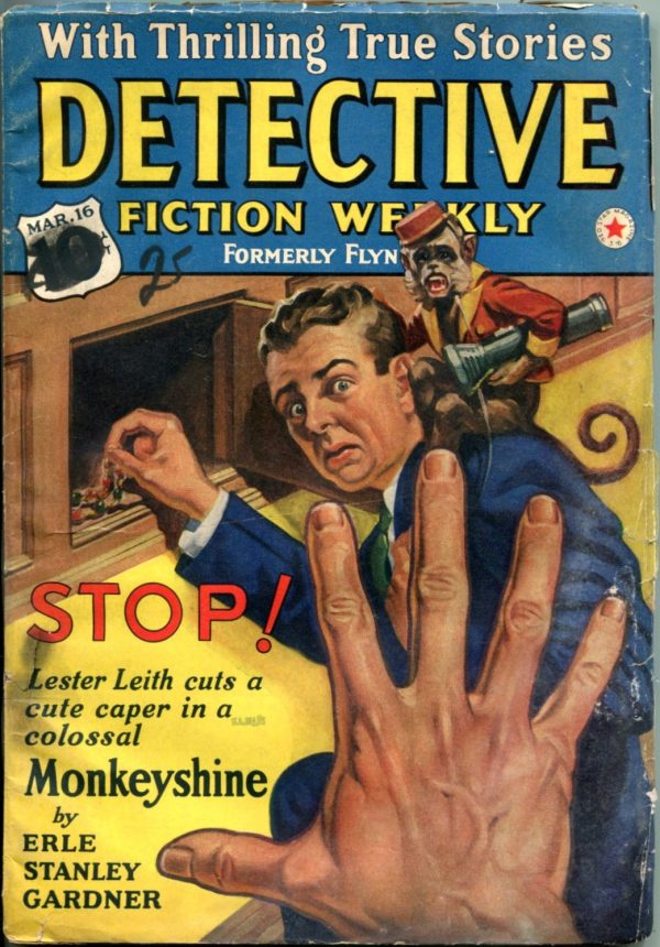 Detective Fiction Weekly March 16 1940