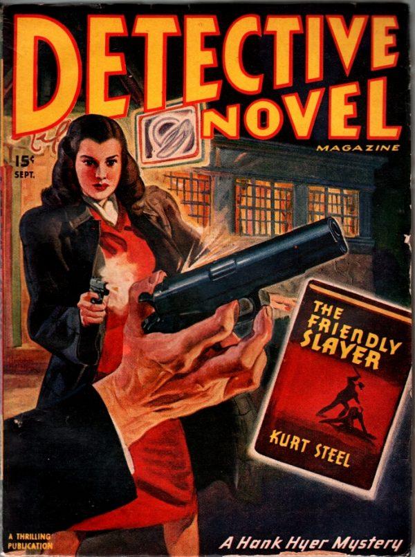 Detective Novel September 1947