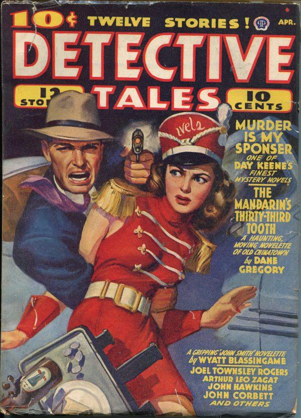 Detective Tales April 1942