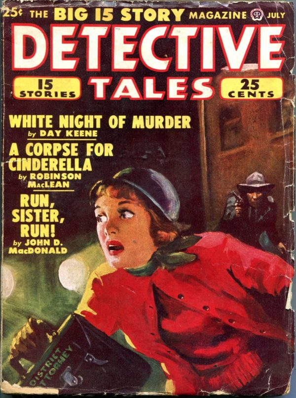 Detective Tales July 1950