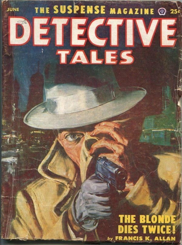 Detective Tales June 1953