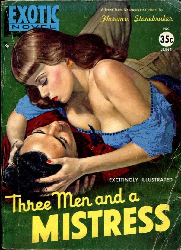 Exotic Novel June 1950