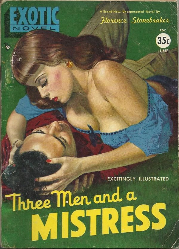 Exotic Novels #NN8, 1950