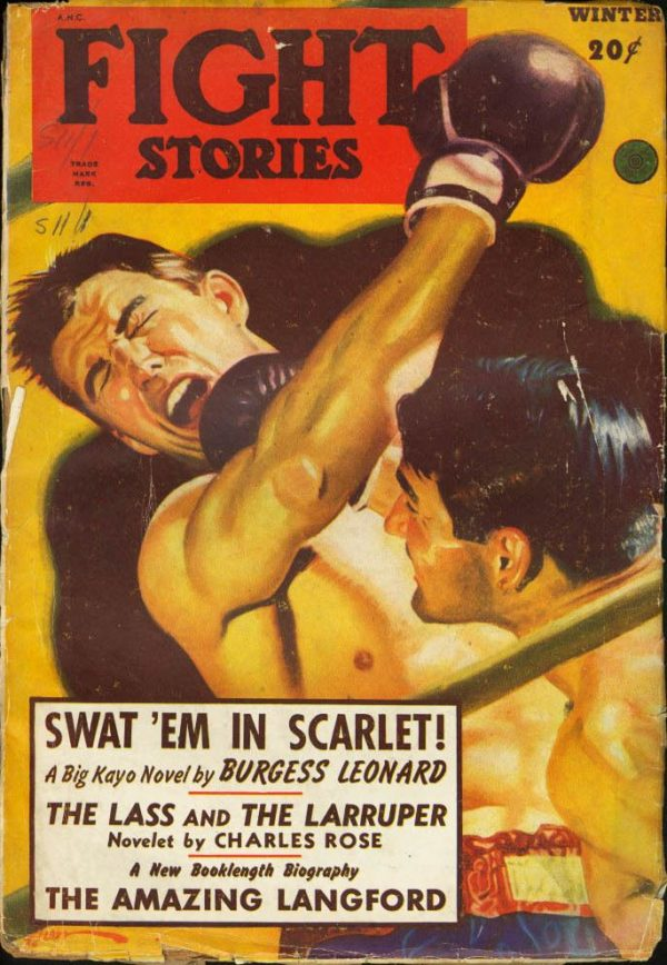 Fight Stories 1948