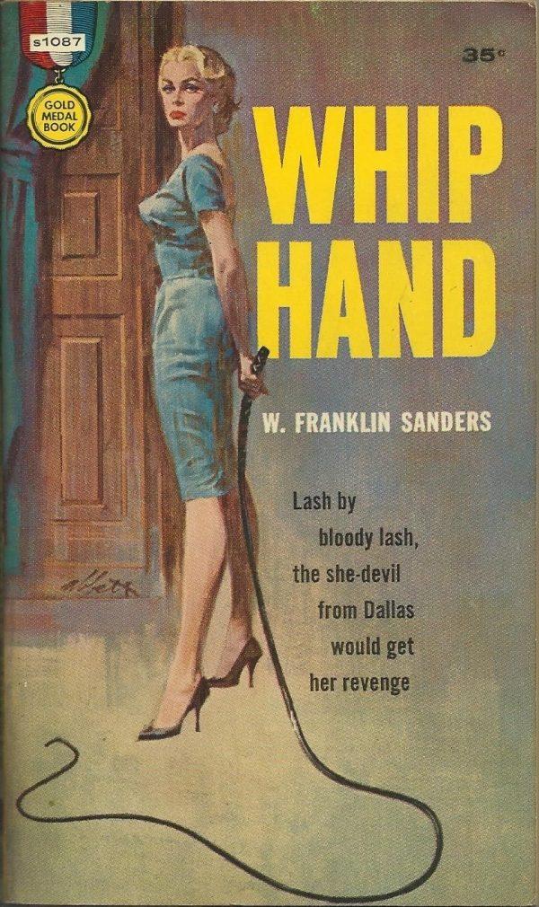 Gold Medal Books #S-1087  1961