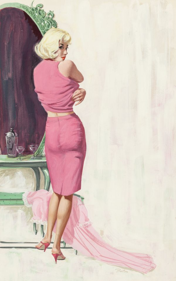 Instant Love, paperback cover, 1963