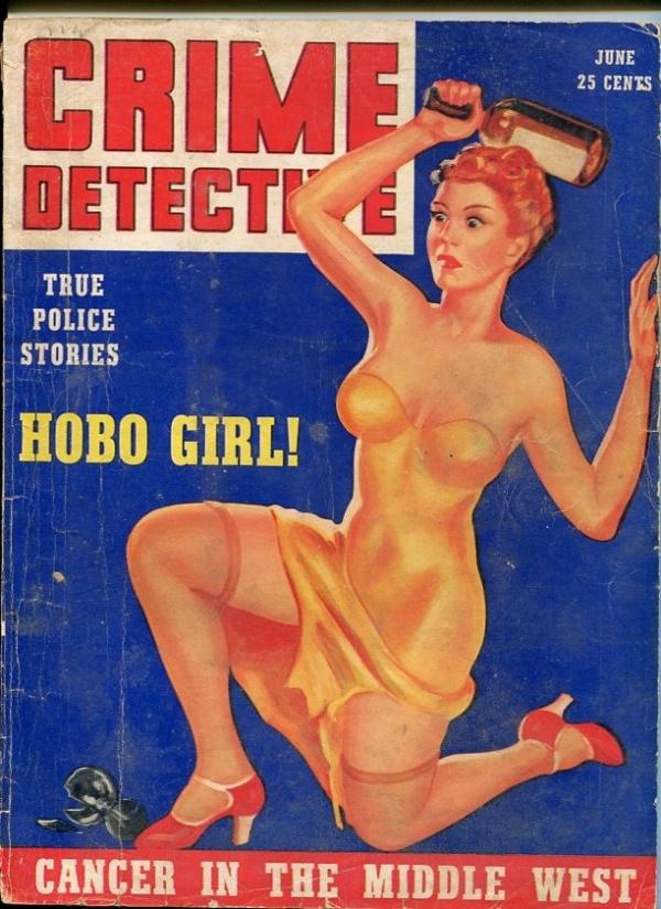 June 1939 Crime Detective