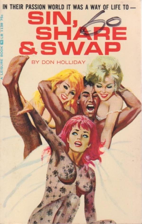 Leisure Books LB1138, 1966