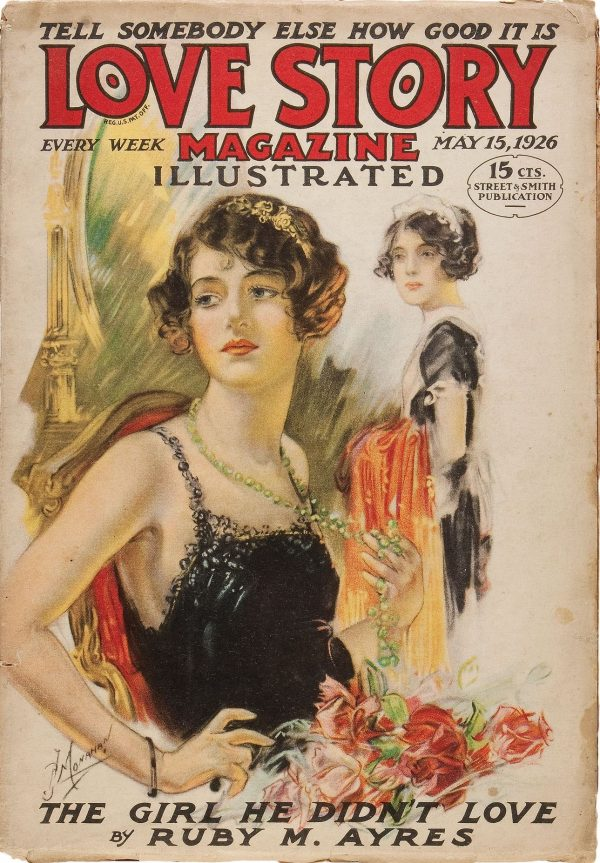 Love Story Magazine May 15, 1926