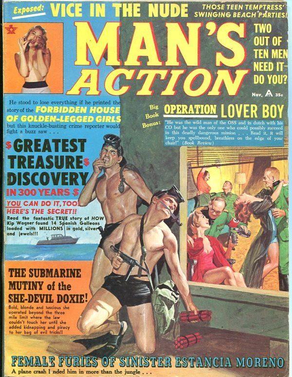 Man's Action November 1967