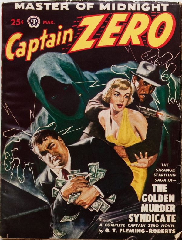 March 1950 Captain Zero