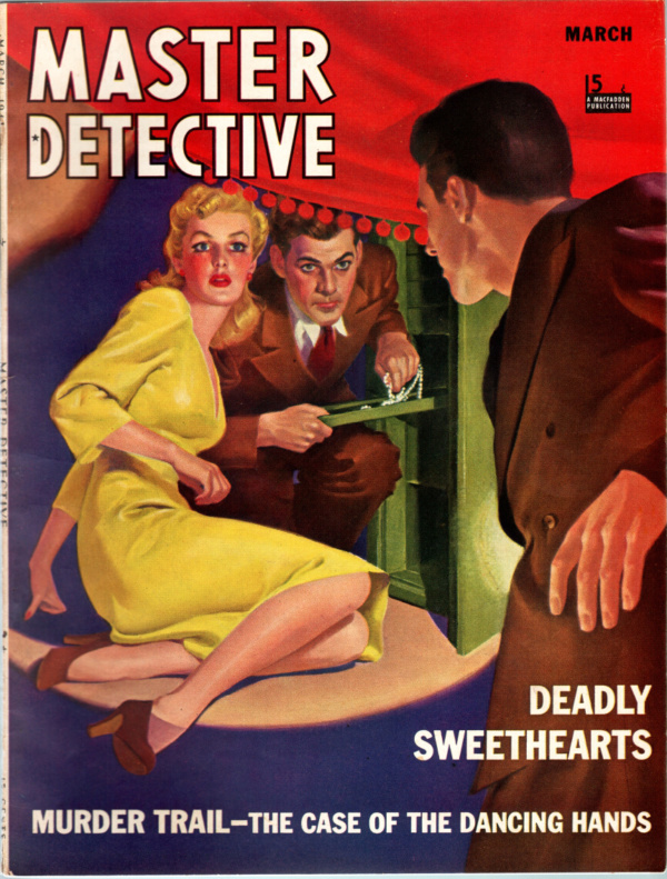 Master Detective - 1941-03