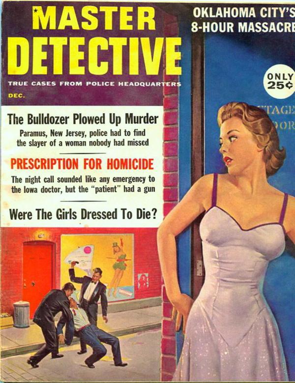 Master Detective - 1960-12