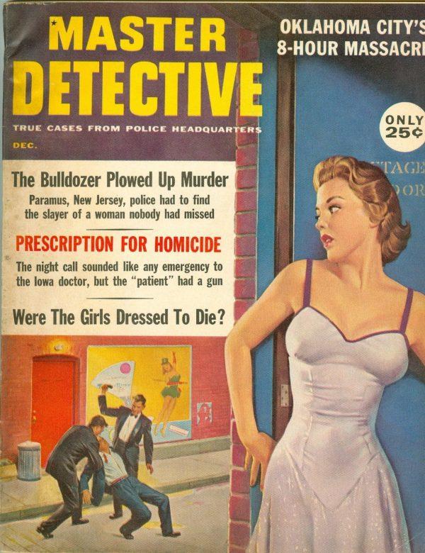 Master Detective, December 1960