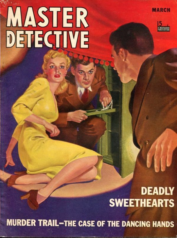 Master Detective March 1941