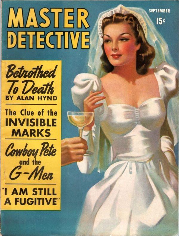 Master Detective September 1941