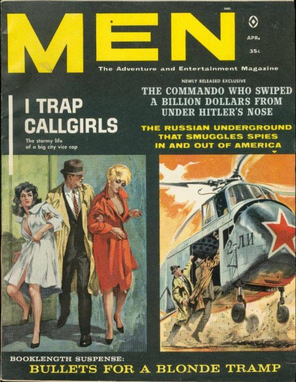 Men April 1961