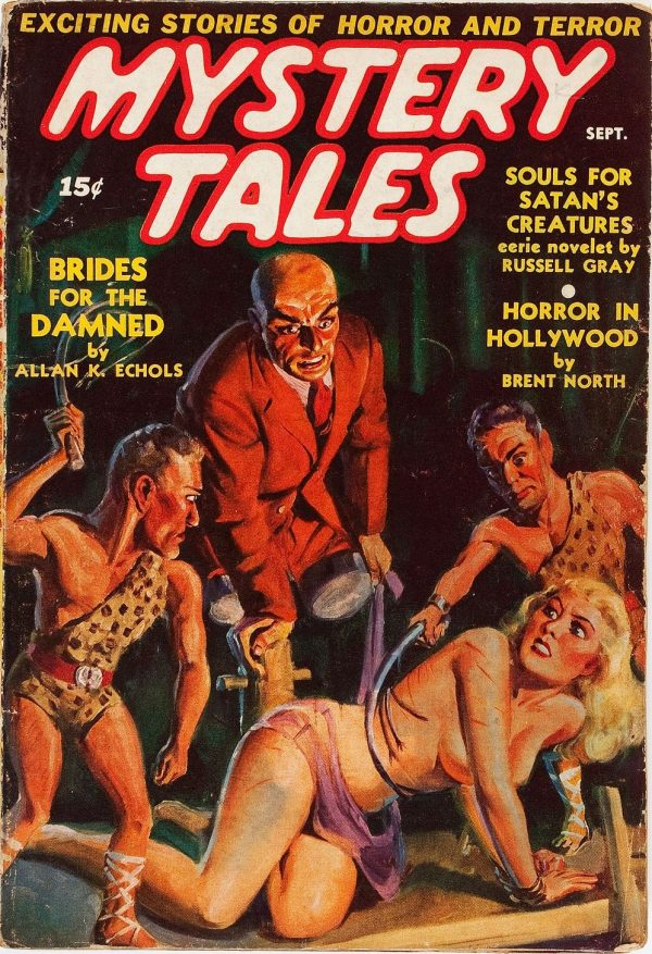 Mystery Tales - September 1939