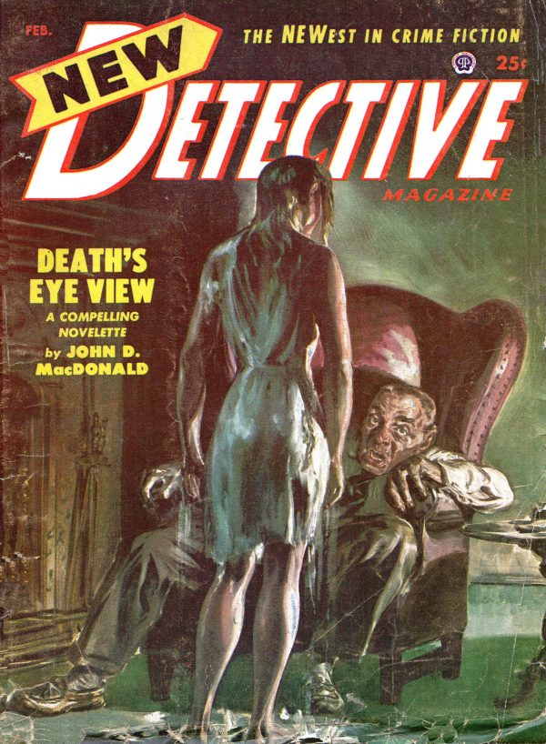 New Detective February 1953