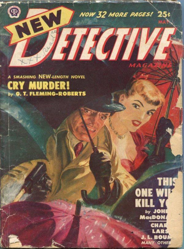 New Detective May 1950