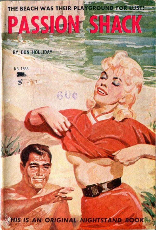 Nightstand Book NB-1533 1960