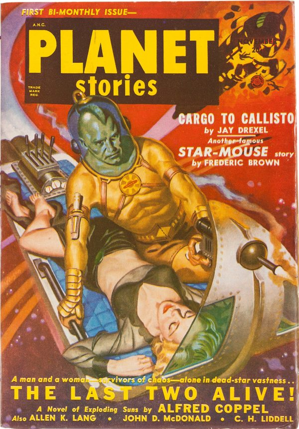 Planet Stories 1950