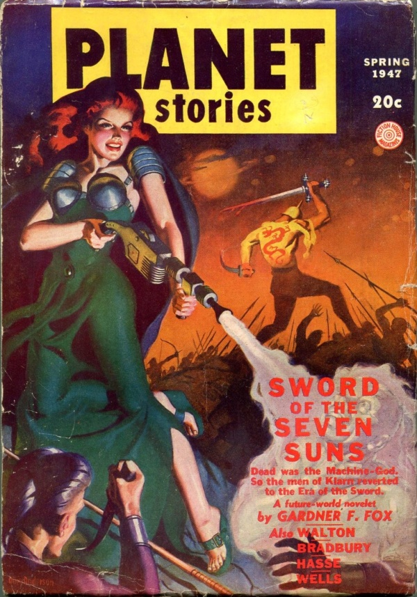 Planet Stories Spring 1947
