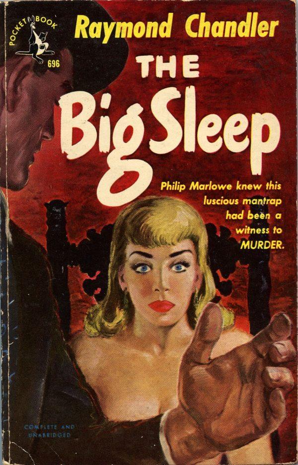 Pocket Book #696 1950