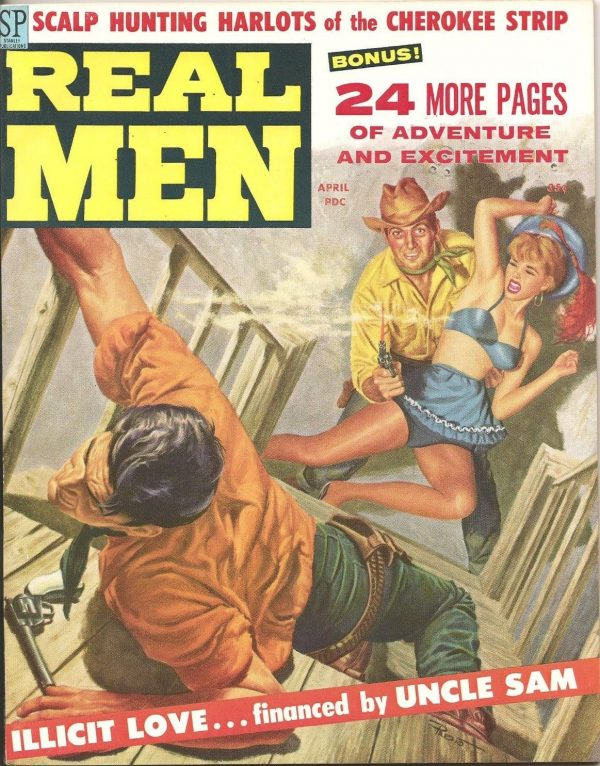Real Men April 1959