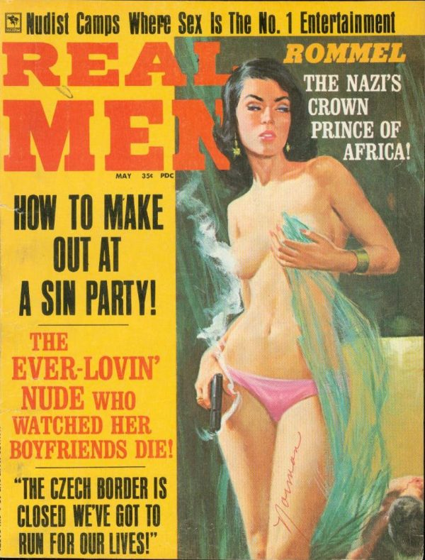 Real Men March 1969