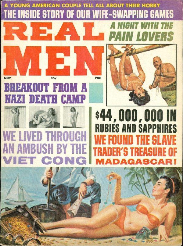 Real Men, November 1965