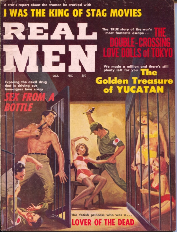 Real Men October 1963