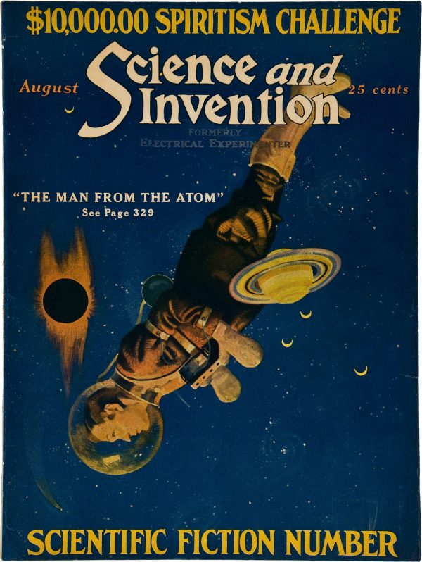 Science and Invention August 1923