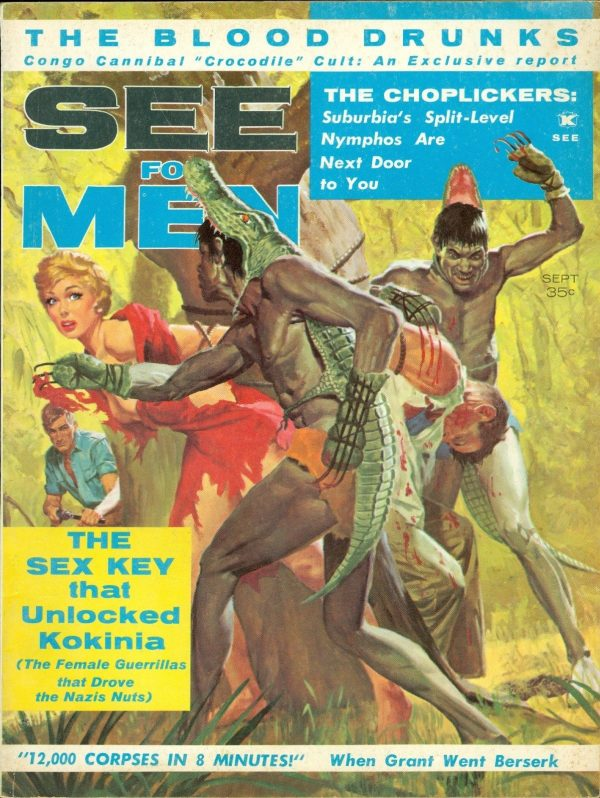See For Men, September 1961