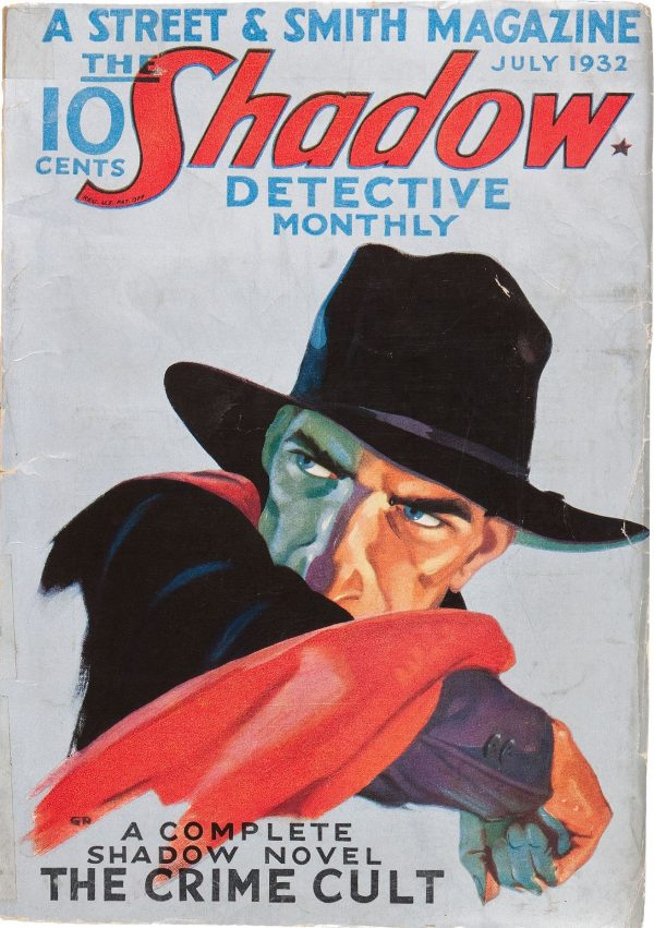 Shadow V2#6 July 1932