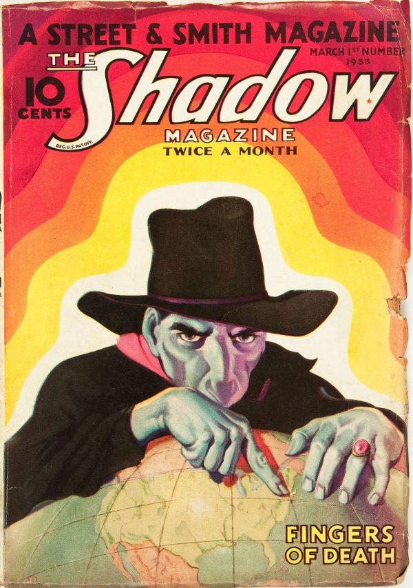 Shadow V5#1 March 1933