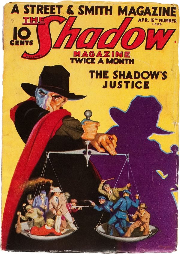 Shadow V5#4 April 1933