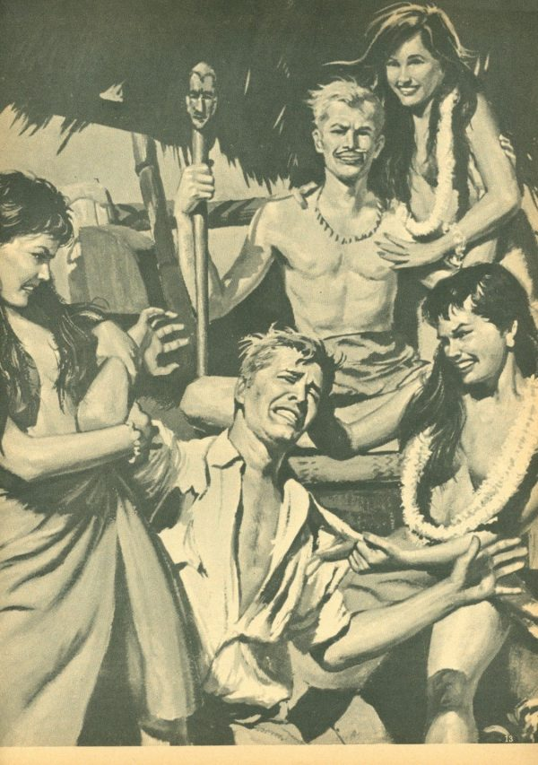 South Sea Stories, October 1961 (4)