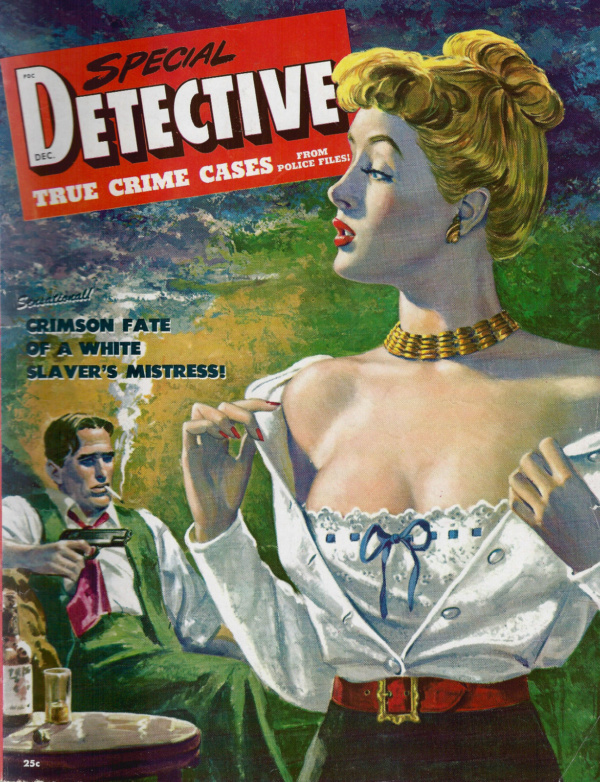 Special Detective Cases December 1948