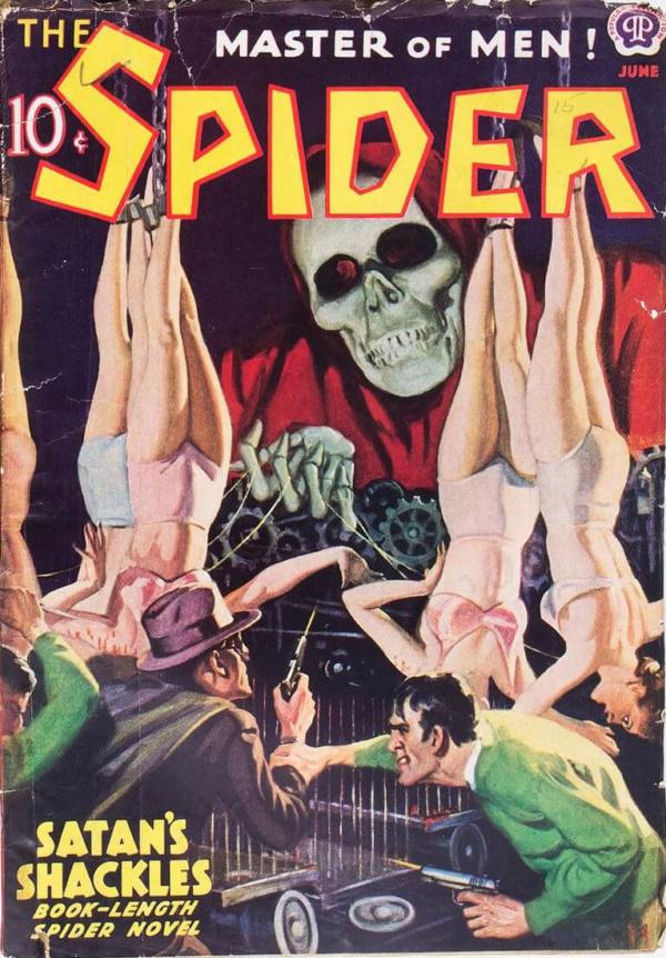 Spider June 1938