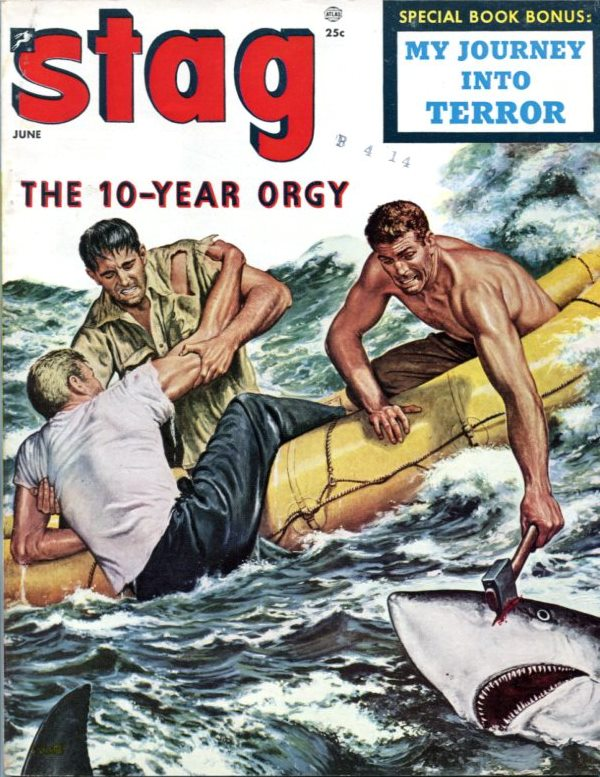 Stag June 1955