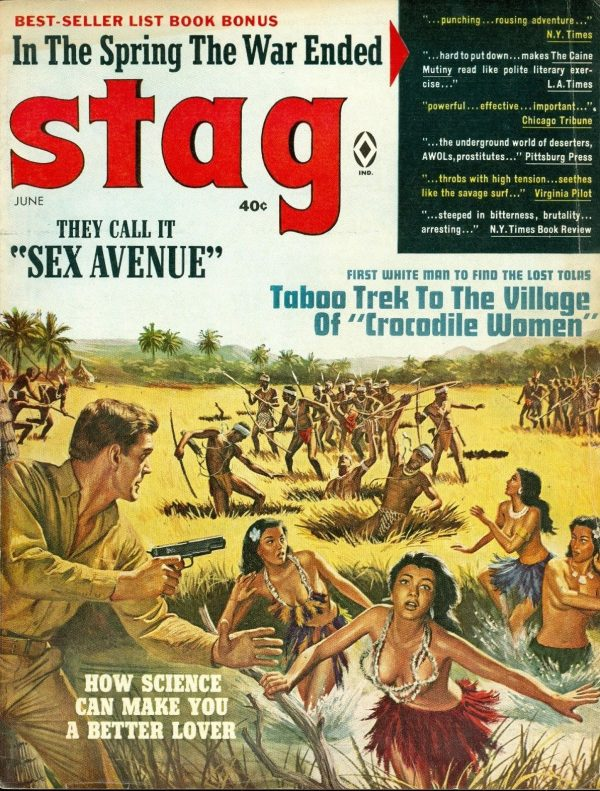 Stag, June 1966