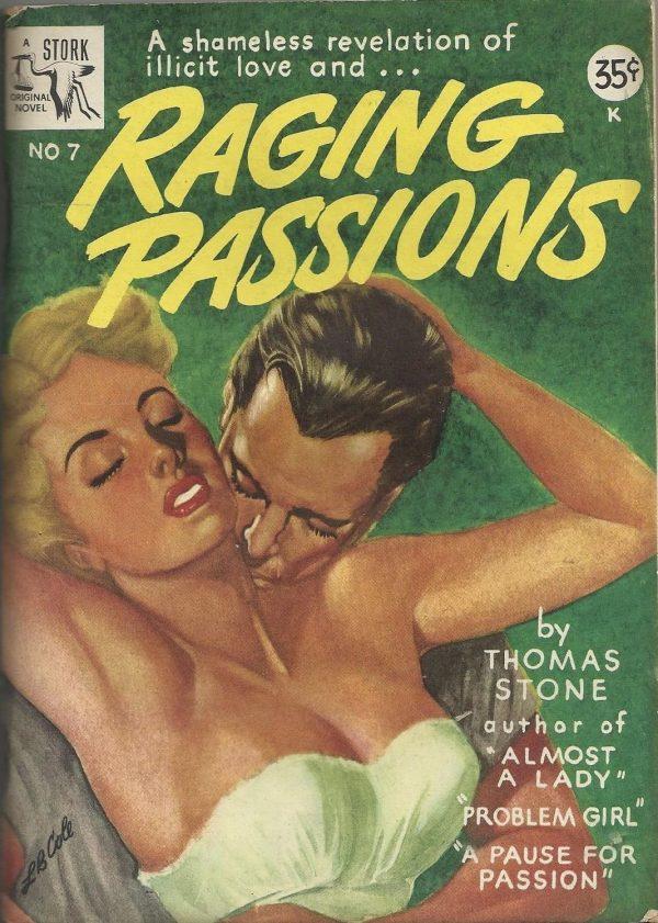 Stork Books #7, 1950